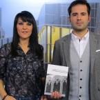 Entrevista de Francisco Leira Castiñeira en CorreoTV presentando la nueva época de la revista
