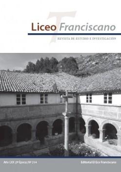 Revista Liceo Franciscano - Números 214