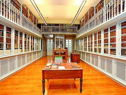 La biblioteca franciscana, un tesoro desconocido