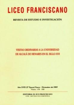 Revista Liceo Franciscano - Números 178-180
