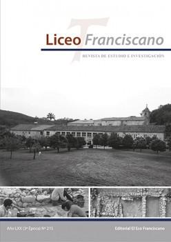 Revista Liceo Franciscano - Números 215