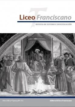 Revista Liceo Franciscano - Números 212